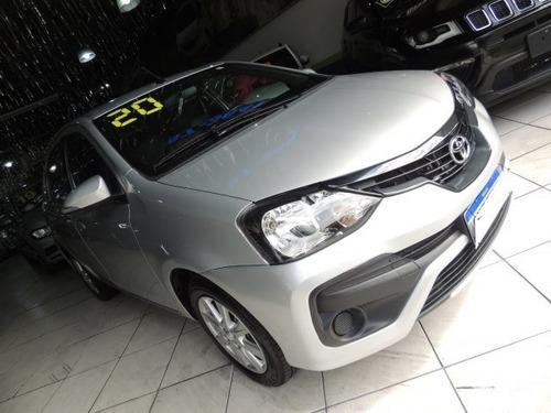 Imagem 1 de 9 de Etios Sedán 1.5 X Plus Sedan 16v Flex 4p Automático