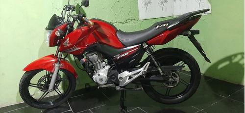 Moto Honda Fan 160