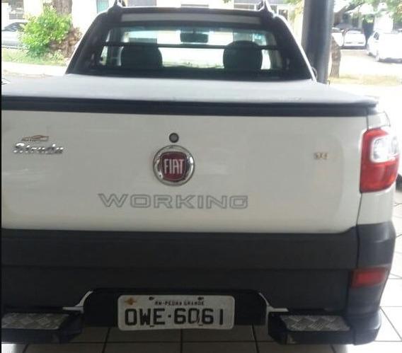 Fiat Strada 2015 Cabine Dupla