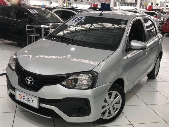 Toyota Etios 1.5 X Plus - 2019
