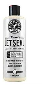 Chemical Guys Jet Seal Sellador De Pintura 473 Ml.
