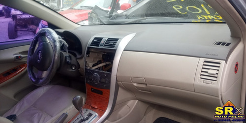 Sucata Toyota Corolla Seg 1.8 Flex Aut 2010 Peças