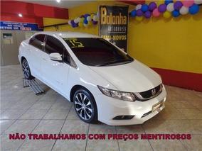 Honda Civic 2.0 Lxr 16v Flex 4p Automático Lindissimo