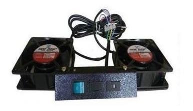 Kit Ventilação Com 4 Coolers