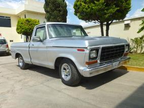 Pick Up Ford F-150 Custom Nacional, Mod. 1978