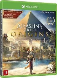 Assassins Creed Origins Xbox One Digital Código 25 Imediato