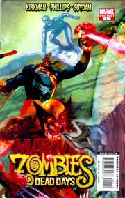 Marvel Zumbis Coleção Pack Digital