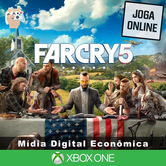 Far Cry 5 - Xbox One - Mídia Digital + Brinde