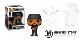 Funko Pop Rocks Ice Cube #160 With Monster Store Protector