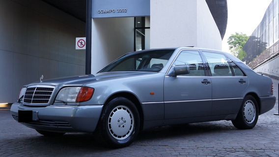 Mercedes Benz Sel 500 1993 227.000 Kms