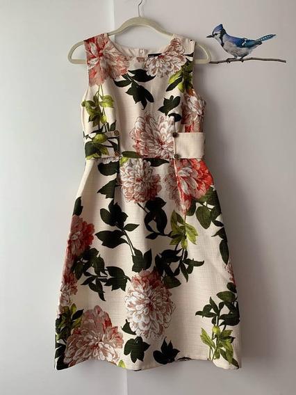 Lindo Vestido Florido