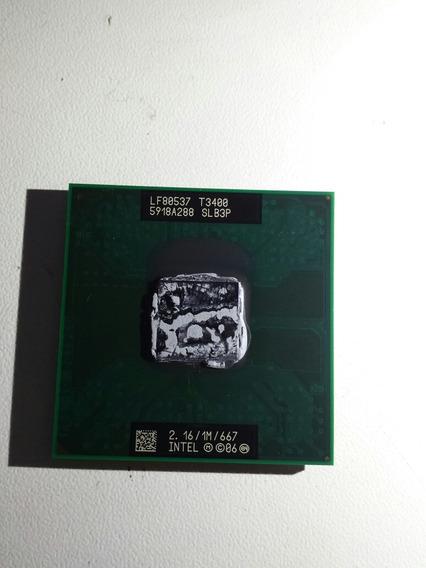 Processador Intel Pentium Dual Core 667 2.1mhz