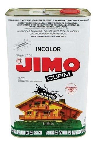 Cupim Incolor Jimo 5 Litros