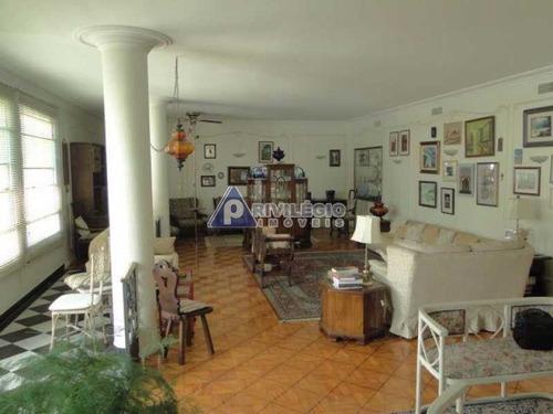 Apartamento À Venda, 4 Quartos, 1 Suíte, 1 Vaga, Copacabana - Rio De Janeiro/rj - 18910