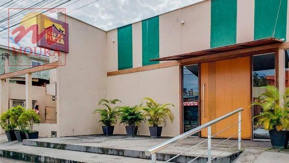 Ponto Para Alugar, 500 M² Por R$ 20.000/mês - Central - Macapá/ap - Pt0020