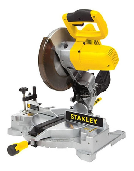 Sierra Ingletadora Stanley 1500w 254mm + Disco Stsm1525 Rex