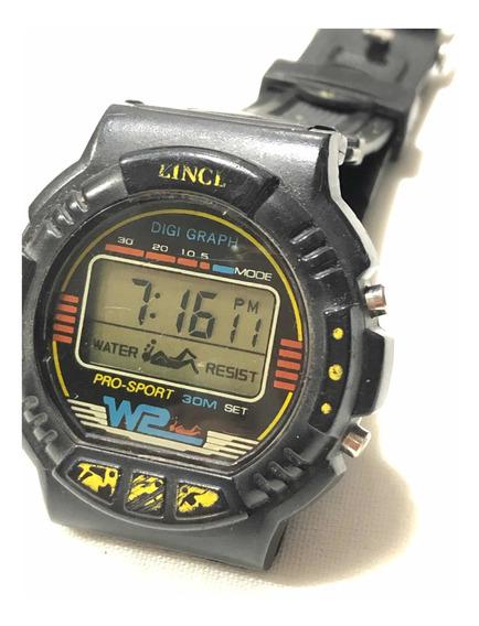 Relógio Digital Antigo Popular