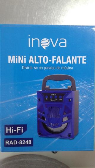 Mini Alto-falante Inova Rad-8248