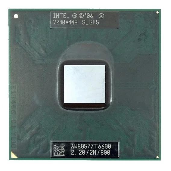 Processador Intel® Core2 Duo T6600