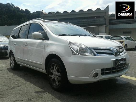 Nissan Grand Livina 1.8 Sl 16v