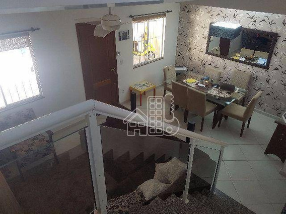 Casa Residencial À Venda, Serra Grande, Niterói. - Ca0168