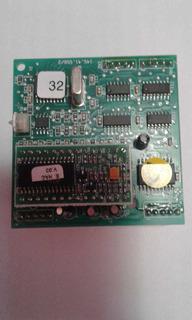 Placa Disa Da Modulare I Intelbras Raridade Ultima Unidade