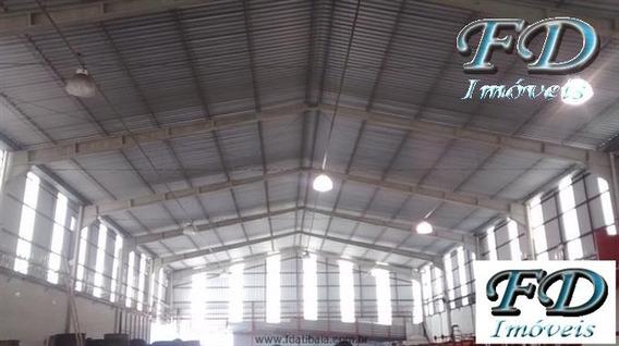 Galpões Industriais À Venda Em Mairiporã/sp - Compre O Seu Galpões Industriais Aqui! - 1352979