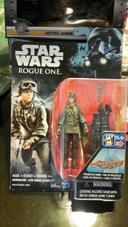 Toys Star Wars Sargent Jyn Erso