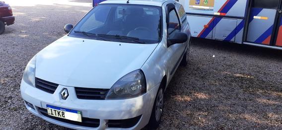 Renault Clio 1.0 16v Campus Hi-flex 3p