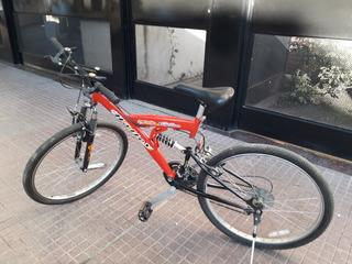 Bicicleta Halley Hx4 Full Suspensión. Excelente Estado