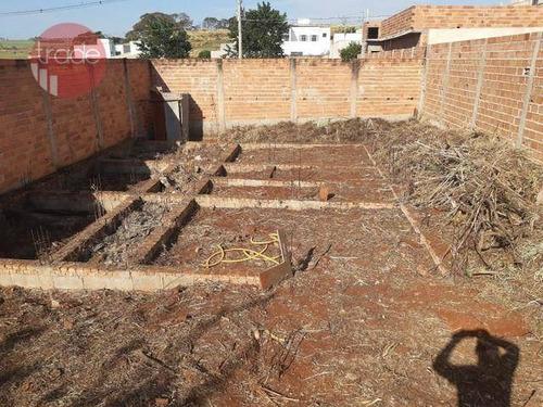 Terreno À Venda, 200 M² Por R$ 138.000,00 - Jardim Santa Cecília - Ribeirão Preto/sp - Te1562