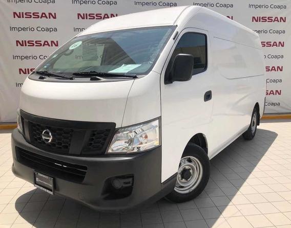 Nissan Urvan 2.5 Panel Amplia Mt 2016