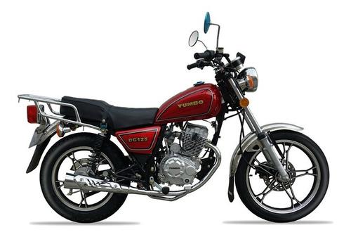 Yumbo Dc 125 - Nueva - Mac Moto