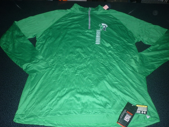 Espectacular!! Buzo Deportivo Orig. Under Armour - Green Xl