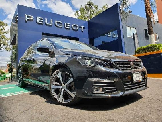 Peugeot 308 2020 308 Gt 5p 1.6thp 225hp Aut 8vel