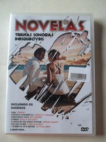 Dvd Novelas -trilhas Sonoras Inesqueciveis (novo)
