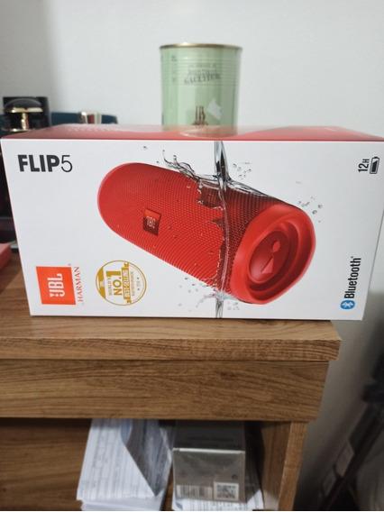 Caixa De Som Jbl Flip 5