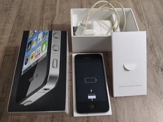 iPhone 4 Preto Para Retirar Peças