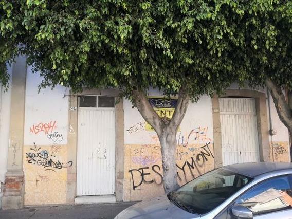 Excelente Finca En Venta,zona Centro,proyecto Remodelación