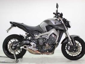 Yamaha - Mt 09 Abs - 2016 Cinza