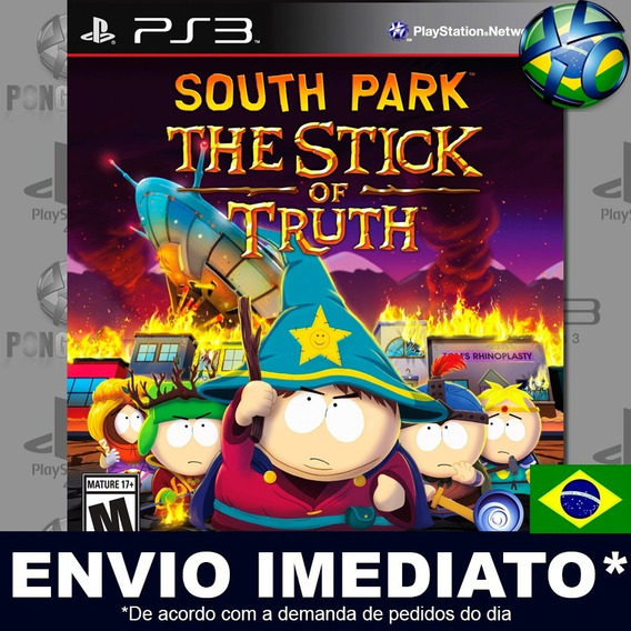 South Park The Stick Of Truth Ps3 Digital Psn Promoção