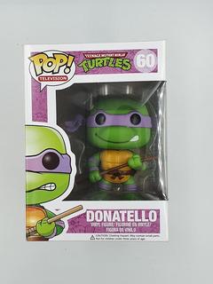 Funko Pop Television Donatello 60 Rudestoy