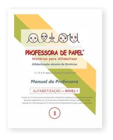 Manual Da Professora Alfabetização Nível 1
