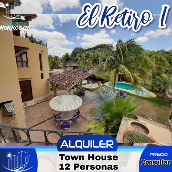 Alquiler De Casas Y Apartamentos En Tucacas (el Retiro)