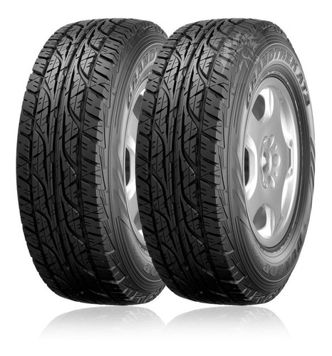 Kit 2 Neumaticos Dunlop At3 245 70 R16 Radial A/t  6 Cuotas