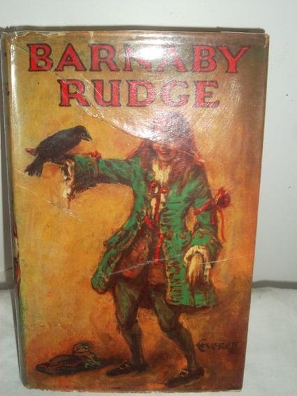Livro - Literatura Estrangeira - Barnaby Rudge
