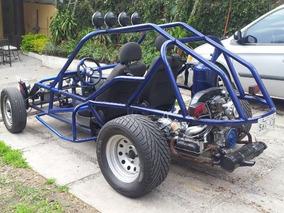 Vehículo Tubular Arenero Buggy Off Road Volkswagen