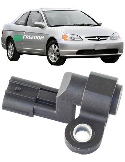 Sensor De Rotação Honda Civic 1.7 2001 2002 2003 2004 2006