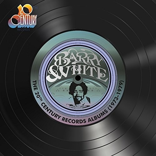 Barry White The 20th Century Records Albums 973 Lp Us Imp