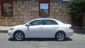 Corrolla Xle 2012 Blanco